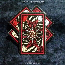 The Dollar Tree Tarot (Back)