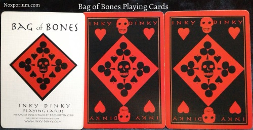Bag of Bones: The Deck's Title Card, otherwise known as The Stop Card.