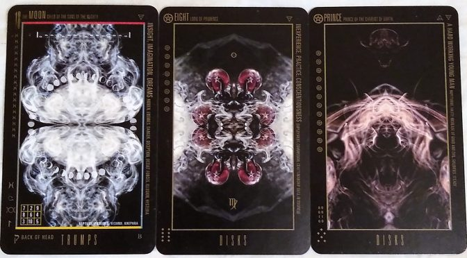What Does The Deck Say? November 19, 2018