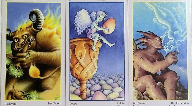 What Does The Deck Say? December 03, 2018