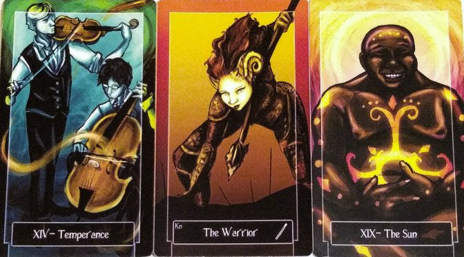 What Does The Deck Say? March 1, 2019