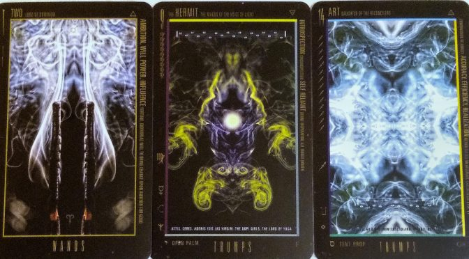 What Does The Deck Say? April 30, 2019