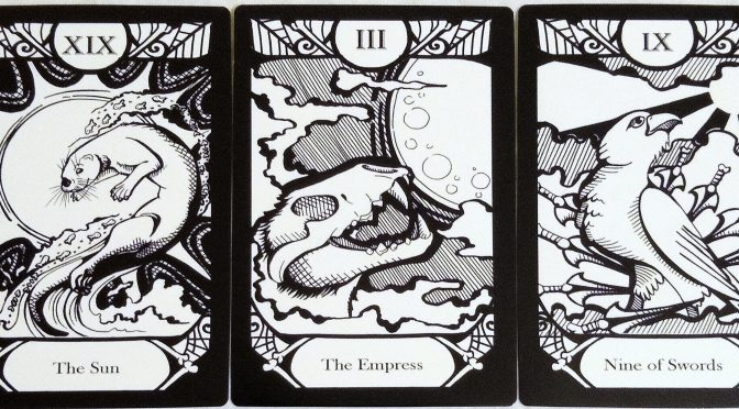 What Does The Deck Say? May 9, 2019