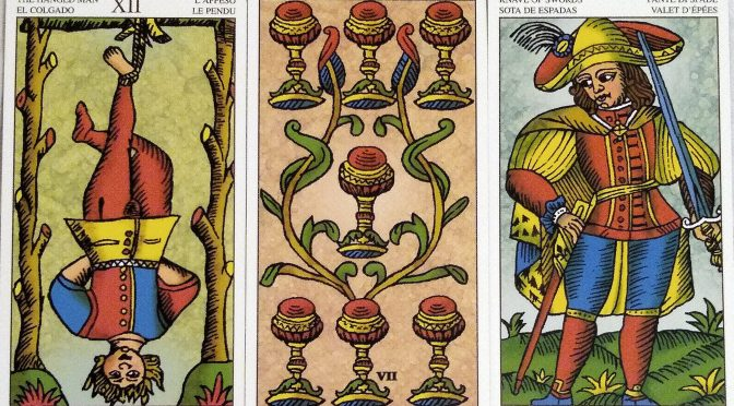 What Does The Deck Say? May 13, 2019