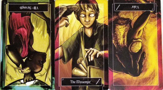 What Does The Deck Say? June 11, 2019