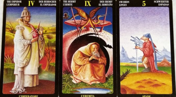 What Does The Deck Say? June 13, 2019