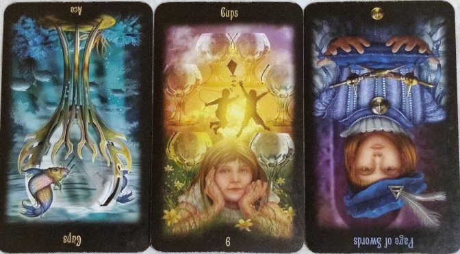 What Does The Deck Say? July 2, 2019