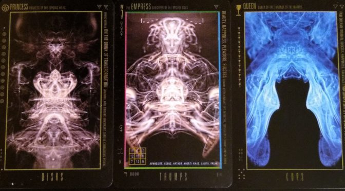What Does The Deck Say? July 30, 2019