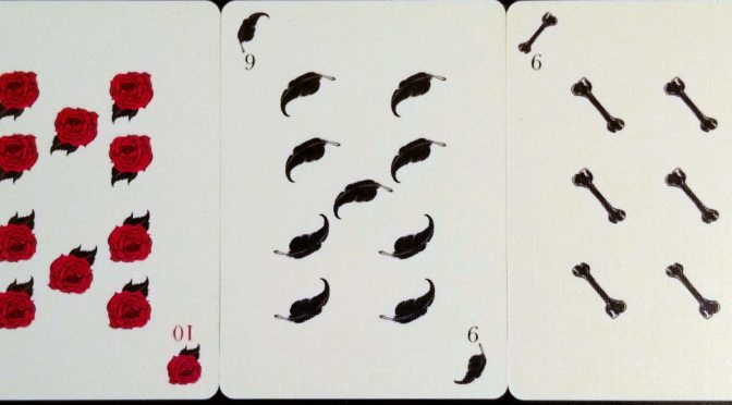 What Does The Deck Say? August 9, 2019