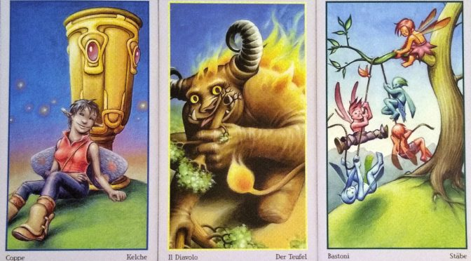 What Does The Deck Say? August 30, 2019