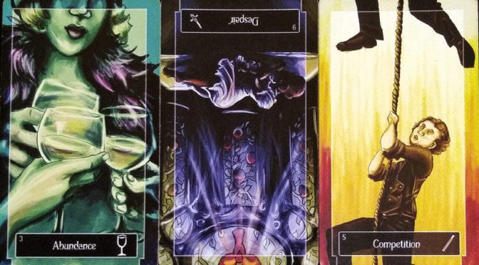 What Does The Deck Say? September 12, 2019