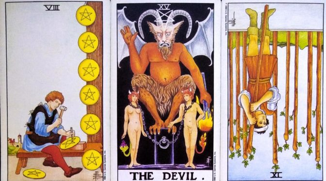 What Does The Deck Say? October 16, 2019