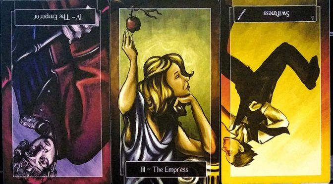 What Does The Deck Say? November 12, 2019