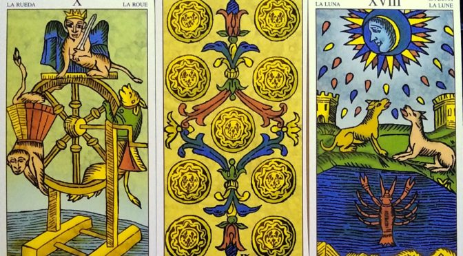 What Does The Deck Say? November 21, 2019