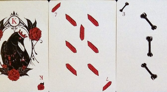 What Does The Deck Say? November 25, 2019