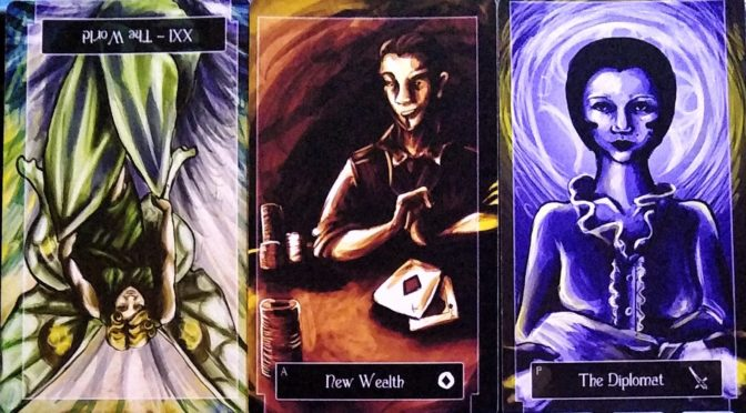 What Does The Deck Say? December 11, 2019