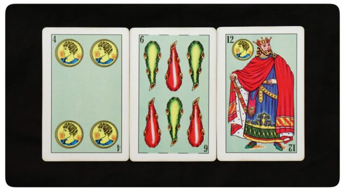 What Does The Deck Say? April 30, 2021