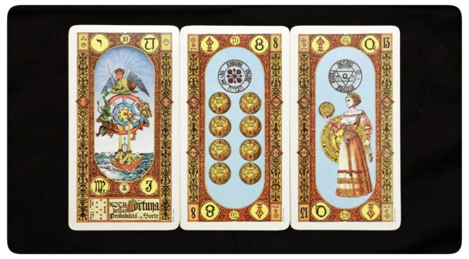 What Does The Deck Say? May 13, 2021