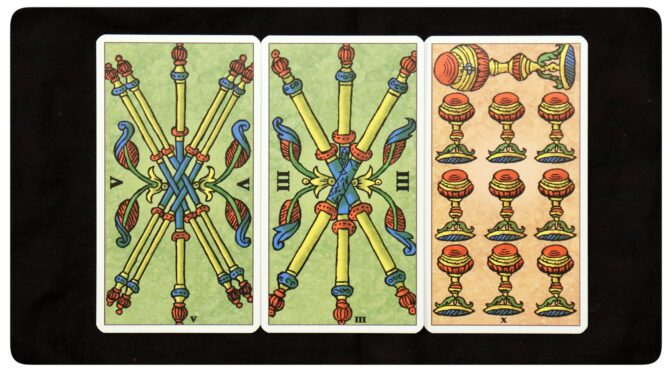 What Does The Deck Say? June 22, 2021